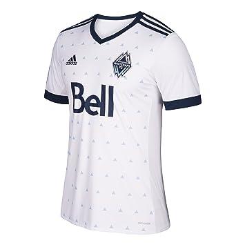 adidas MLS Men s Vancouver Whitecaps Home Replica Jersey 74b3a5ab4