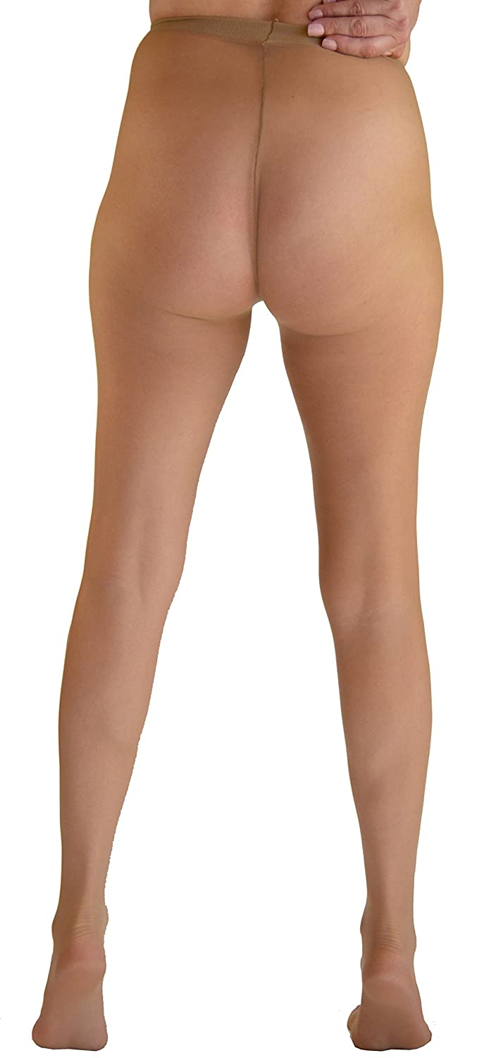17d63e68768 Camilla - Sheer Everyday Pantyhose - 3 PACK regular or queen size at Amazon  Women s Clothing store