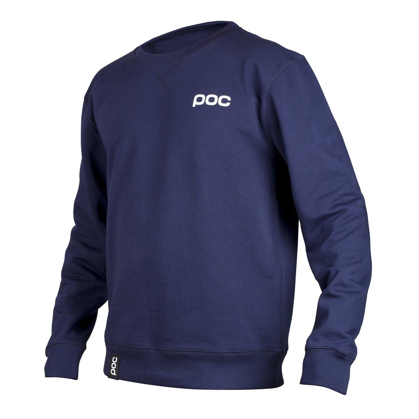 POC Crew Neck Camiseta, Unisex, Azul (Dubnium Blue), M: Amazon.es: Deportes y aire libre