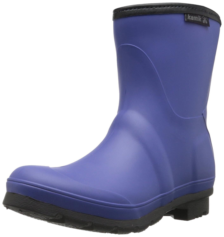 Kamik Women's Jenny Ankle Rain Boot B00EAIUX9G 6 B(M) US True Blue