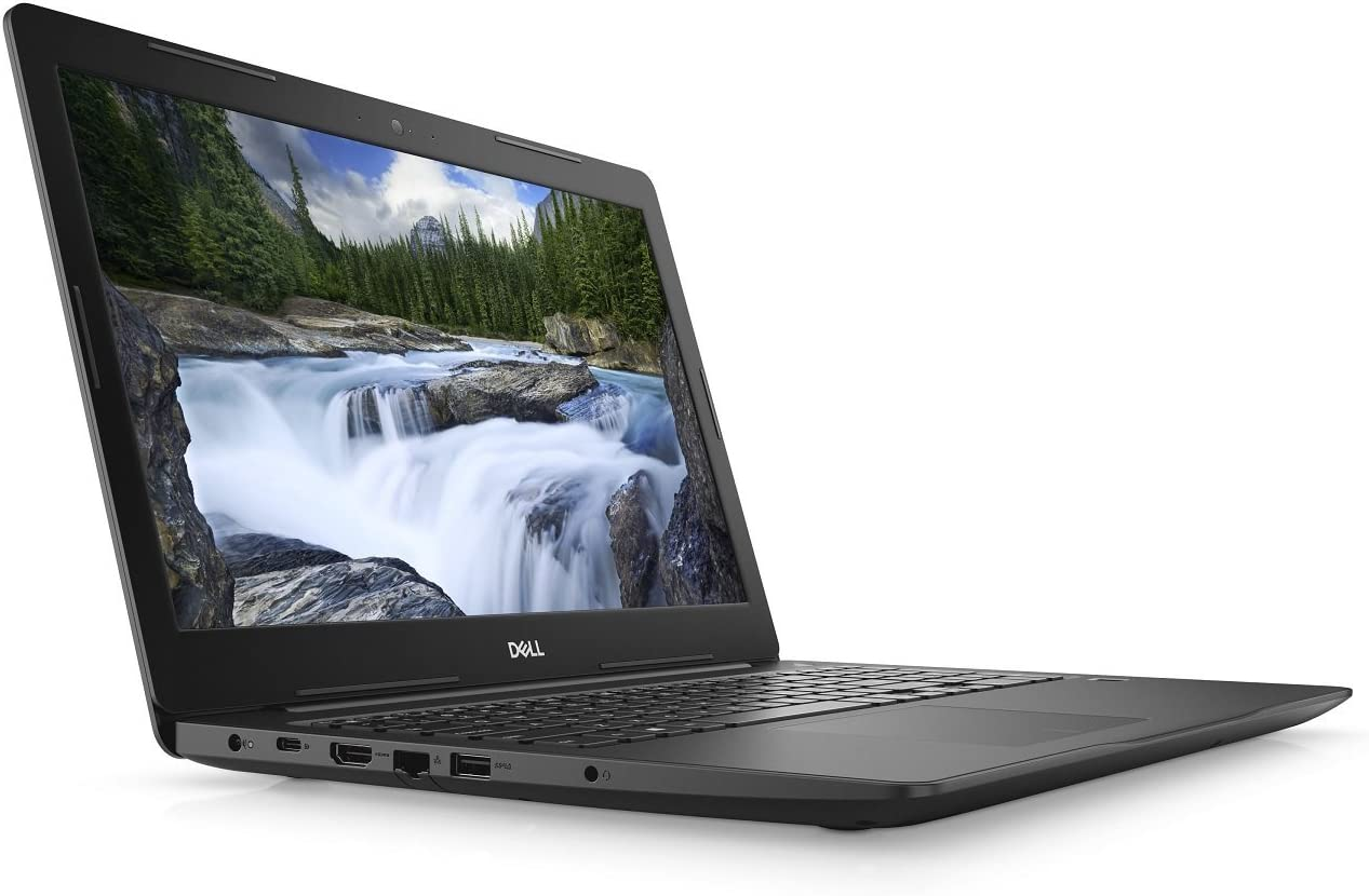 Dell W0JKY Latitude 3590 Notebook with Intel i5-8250U, 8GB 256GB SSD, 15.6in (Renewed)