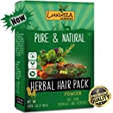 Luxura Sciences Natural Hair Pack For Dry Hair,Hair Growth,Hair Fall and Damaged Hair Repair Hair Mask(100 Grams)