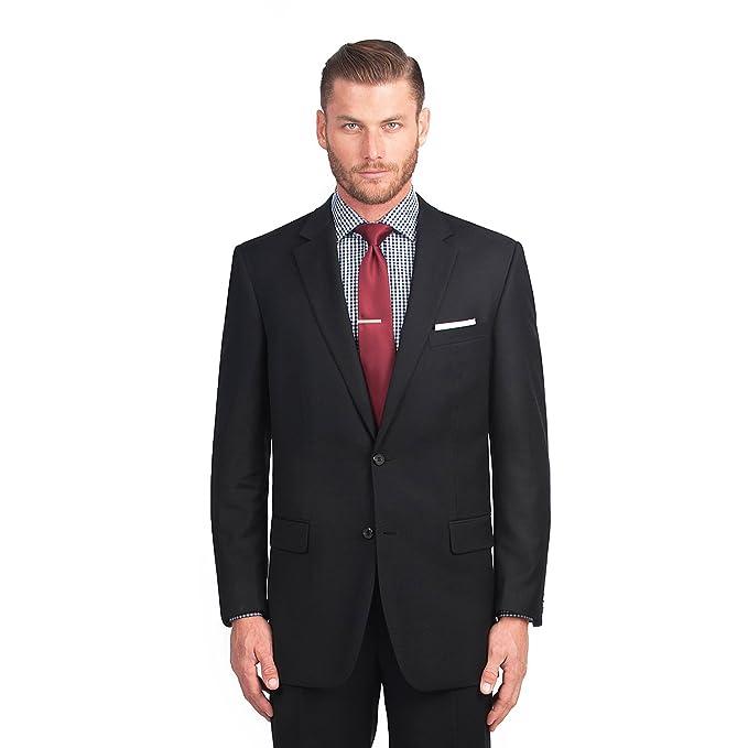 Amazon.com: combatant caballeros hombre negro traje de ...