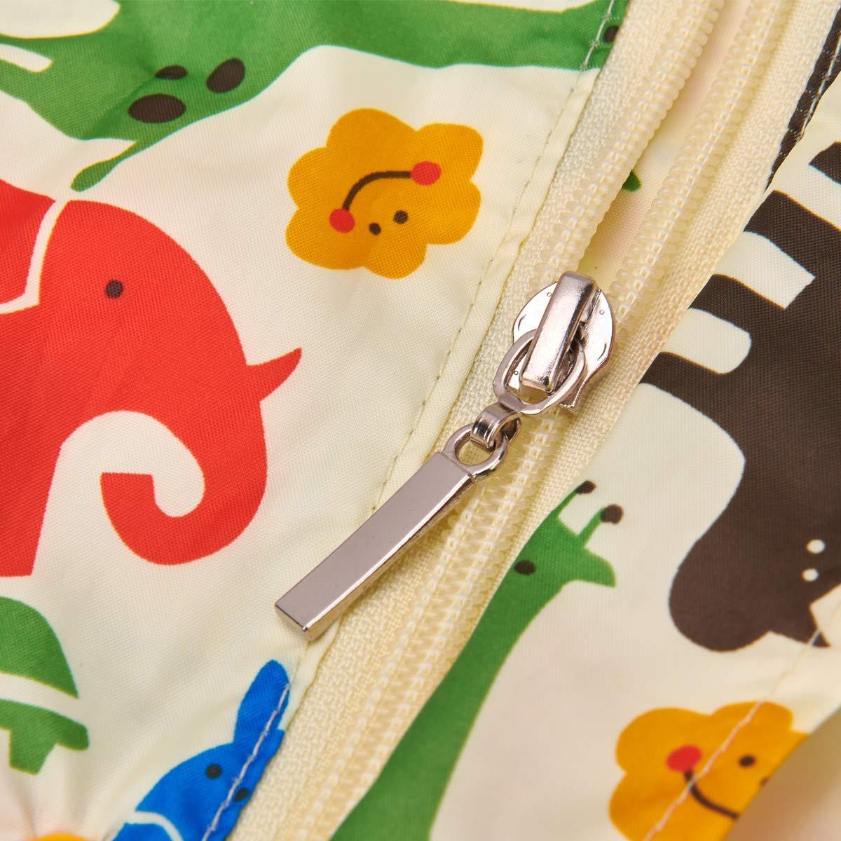Marque:S 1-5ans Animal Bwiv Imperm/éable /à Capuche Enfant Poncho Pluie Gar/çon Combinaison de Pluie Fille 1-7ans Cape Pluie L/éger V/êtements de Pluie Jaune
