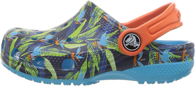 Crocs Kids Classic Tropical Clog K
