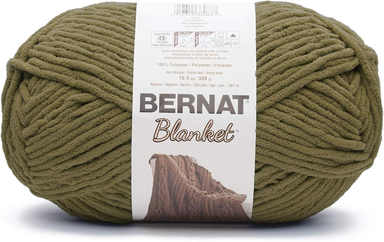 Bernat 16111010806 Machine Washable Ball of Yarn Dorset