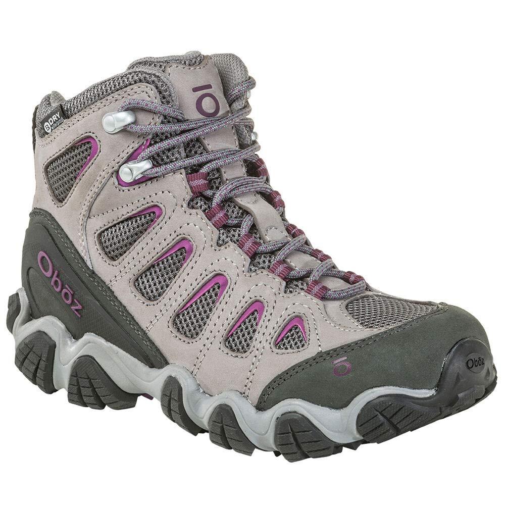 Oboz Sawtooth II Mid B-Dry Hiking Boot Womens