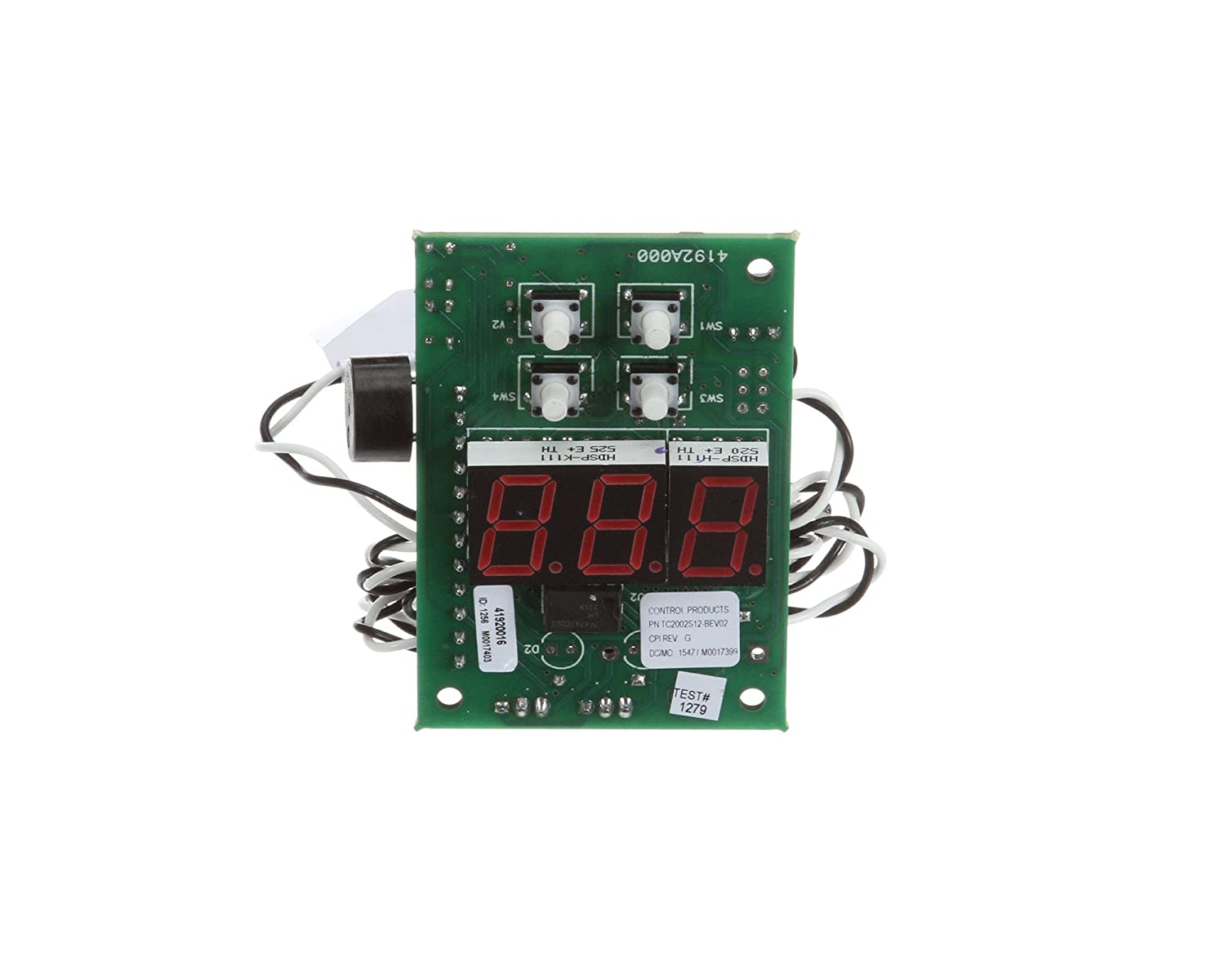 Image of Bevles 784662 Temperature Controller, Set 0-3 Commercial Cooking Equipment