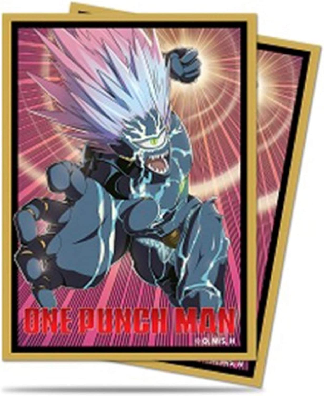 50 ct. Ultra Pro One-Punch Man Boros Deck Protector Sleeves