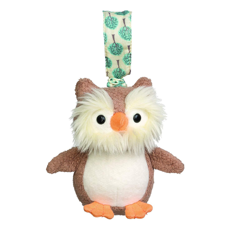 Owl TM629 Apple Park Organic Picnic Pals Stroller Toy