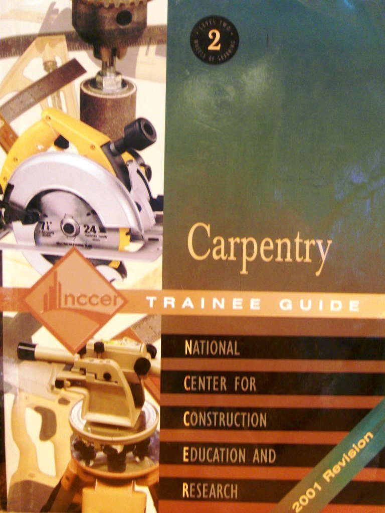 carpentry-trainee-guide-level-2