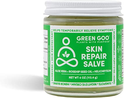 Amazon Com Green Goo Natural Acne Scar Removal And Spot Treatment