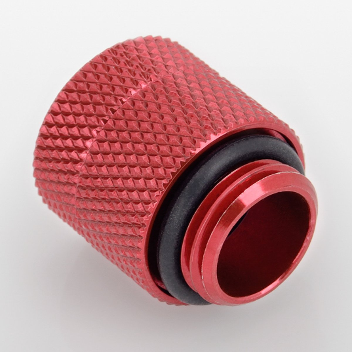 Bits Power G1/8 - IG 1/4 inch Conversion Anti Twist Adapter Deep Blood Red (BP-DBRDR-C) by Bits Power (Image #2)