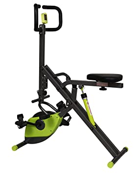 FR010 O Fitness-Bicicleta plegable 2 en 1 X-Bike Rider
