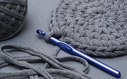 Amazoncom Large Crochet Hooks Needles 6mm 10mm Aluminum Crochet