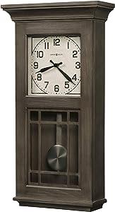 Howard Miller Wall Clock, Wood