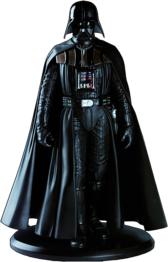 Amazon.com: Attakus Star Wars: Elite Collection: Darth Vader ...