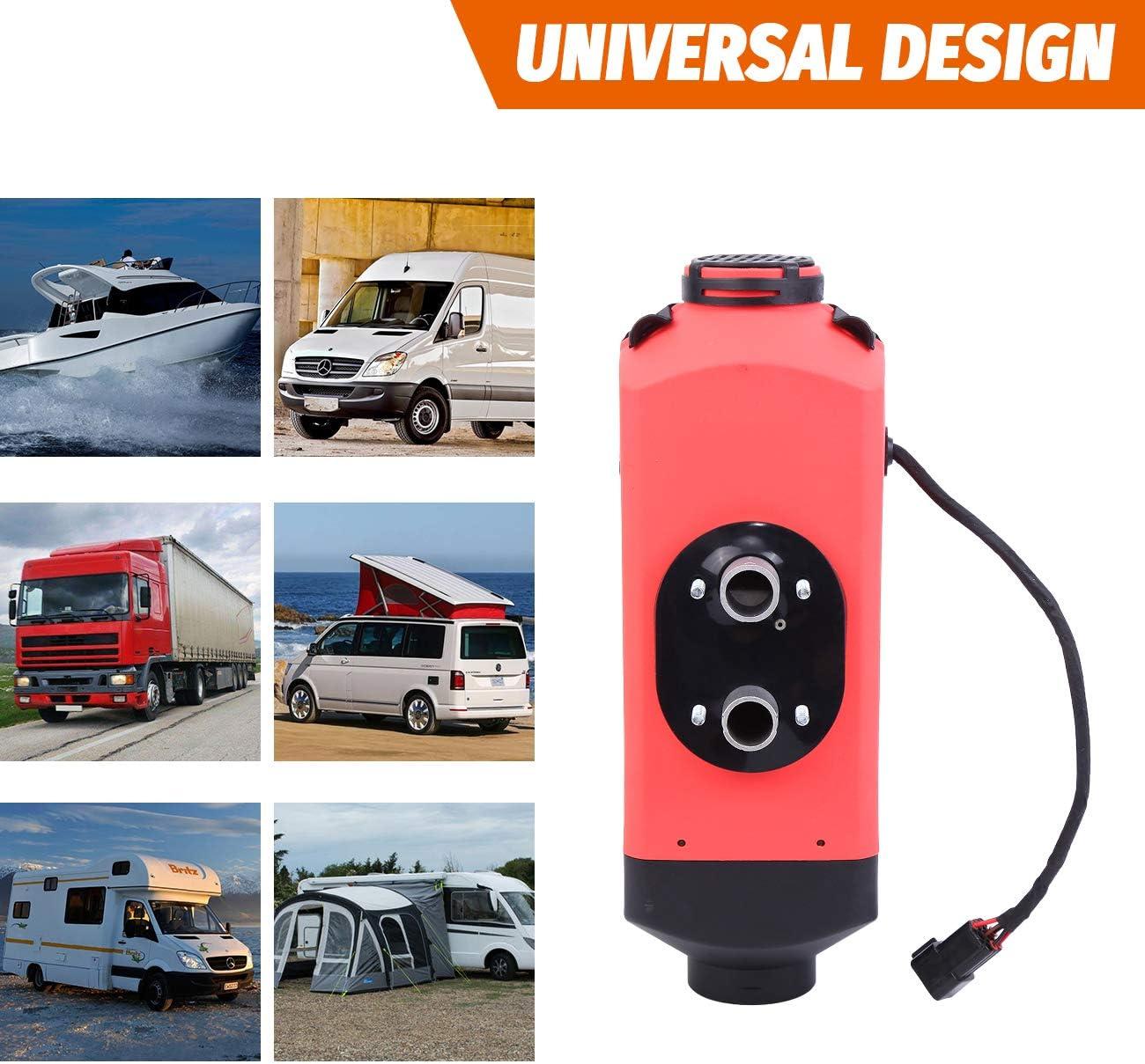 2KW Honhill Riscaldatore di parcheggio diesel dellaria 12V per il bus delle barche del motore-case del camion dellautomobile