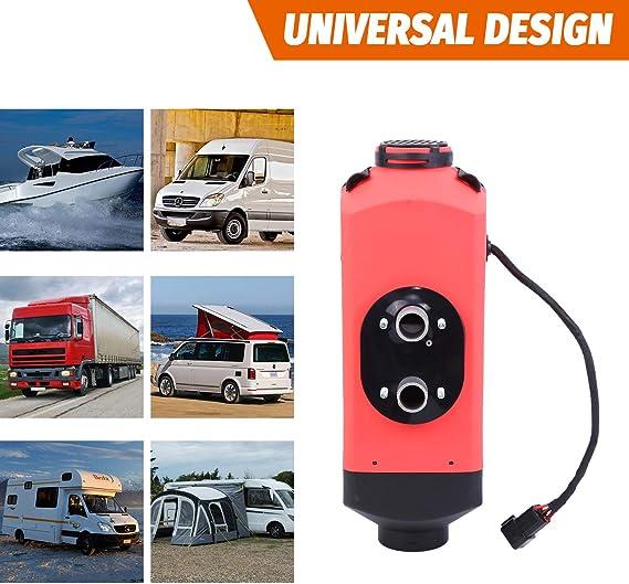 Honhill 2kw 12v Standheizung Diesel Luftheizung Air Diesel Für Auto Lkw Wohnmobile Boote Bus Auto