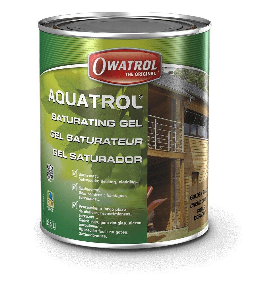 Aquatrol (2.5 Liters) - Golden Oak by Owatrol