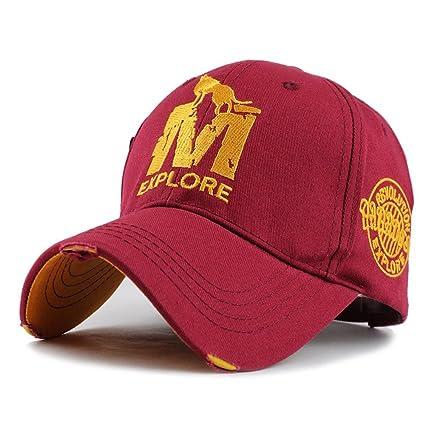 d4bc71def0d24 Amazon.com   AKIZON Baseball Cap Fashion Style M Revolution Explore ...