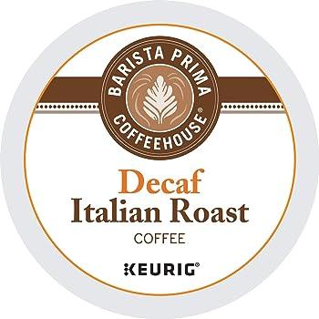 Barista Prima Italian Roast Decaf K-Cups