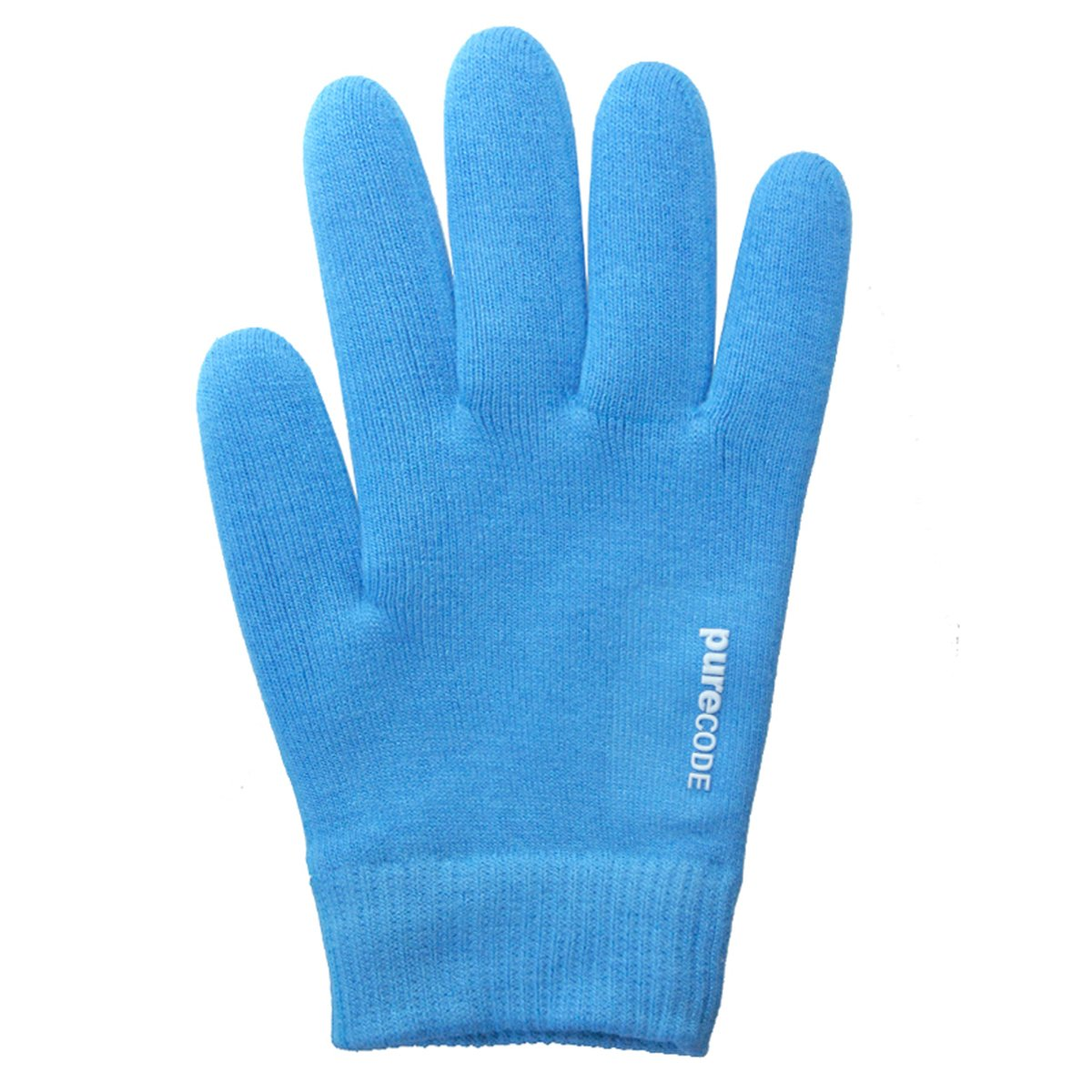 PURECODE Moisturizing Gel Gloves (Dark Blue XL Men) by PURECODE (Image #1)