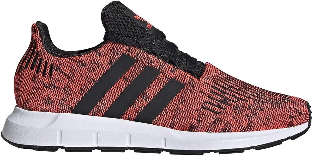 Adidas ORIGINALS Swift Run Solar Red/Core Black/Footwear White 9.5: Amazon.es: Zapatos y complementos