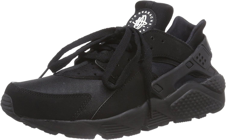 Nike Mens Air Huarache Black Trainer