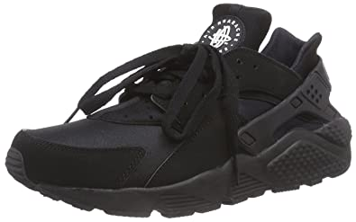 Nike Mens Air Huarache Black Trainer 318429 003: Amazon.co.uk ...