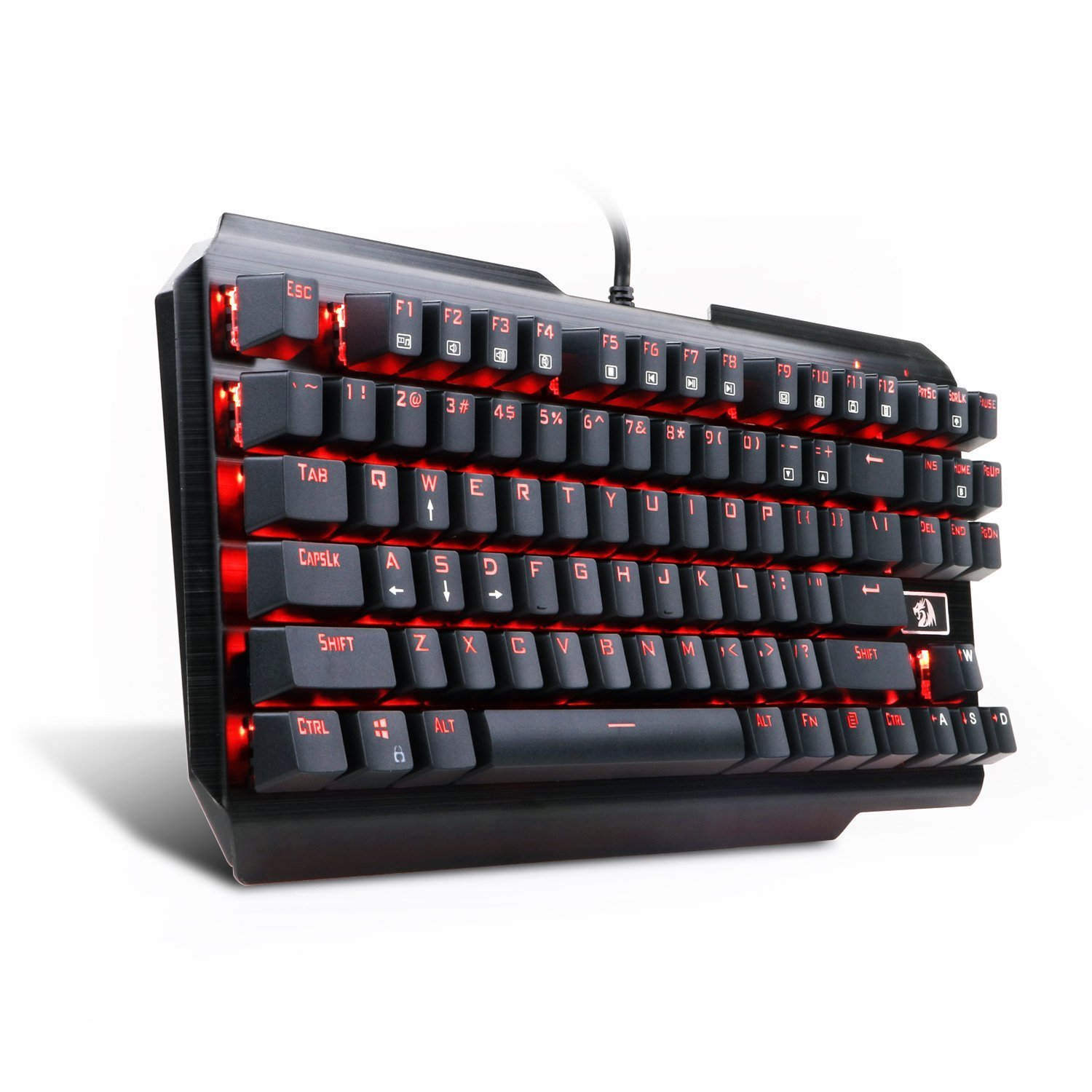 Amazon mechanical keyboard - Amazon Com Redragon K553 Usas Led Backlit Mechanical Gaming Keyboard Black Computers Accessories