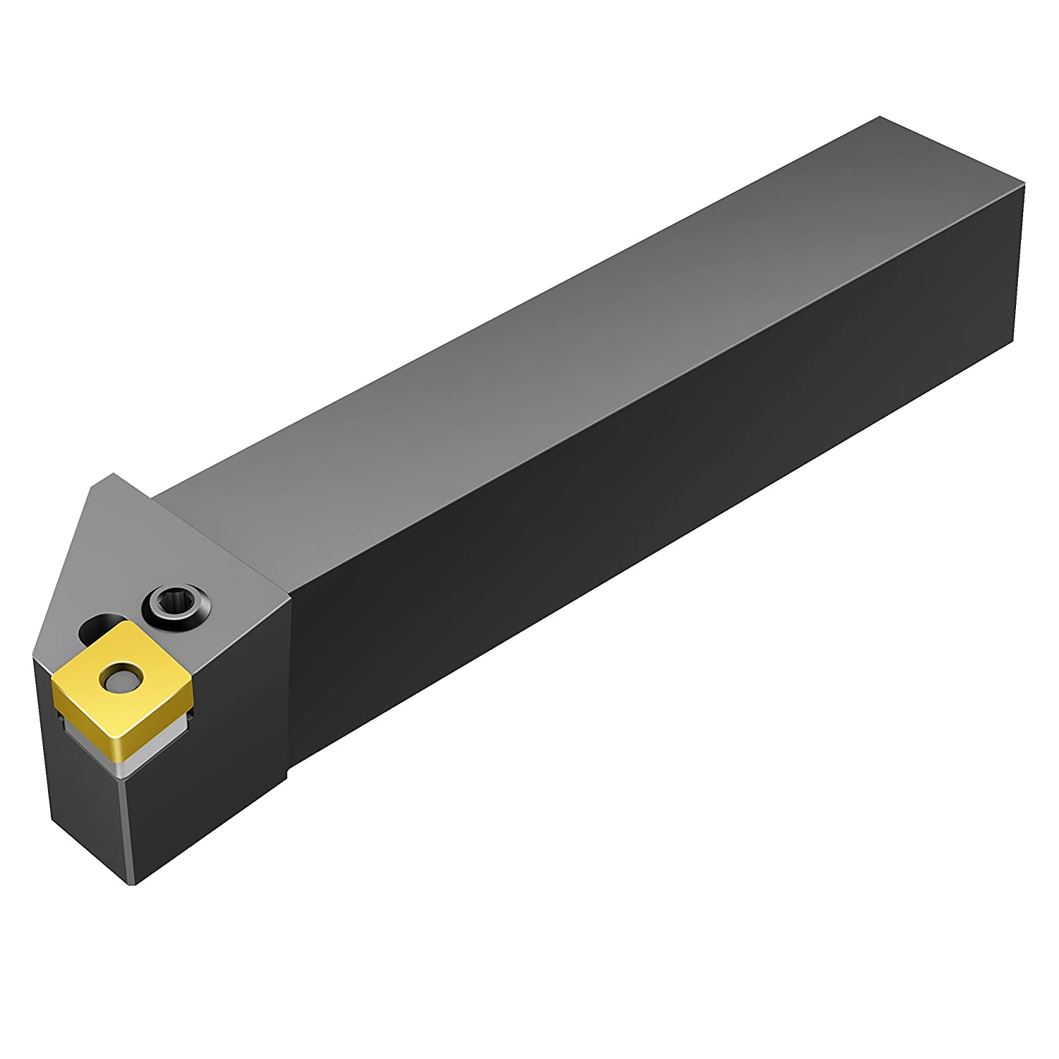 Steel External 170mm Length x 32mm Width Right Hand CNMG 432 Insert Size Sandvik Coromant PCLNR 3225P 12 Normal Coolant Pressures Turning Insert Holder Rectangular Shank 32mm Width x 25mm Height Shank Lever Lock