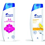 Head & Shoulders Smooth and Silky 2-in-1 Shampoo + Conditioner
