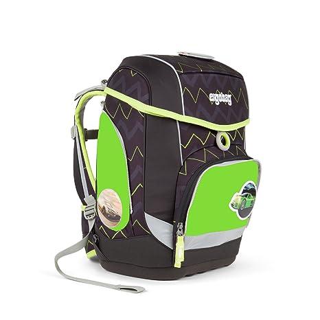 41dd32f2285b8 Ergobag CUBO - Drunter und DrüBär Schulranzen 5tlg. Set inkl.  Sicherheitssets  Amazon.de  Koffer