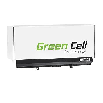Green Cell® Standard Serie Batería para Toshiba Satellite C50D-B-10Z Ordenador (4 Celdas 2200mAh 14.4V Negro): Amazon.es: Electrónica