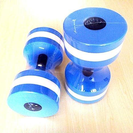 El lobo luna® Agua - Pesas de agua Aqua fitness formación dumbells ...