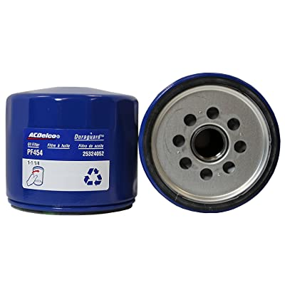 ACDelco PF454 Professional Engine Oil Filter: Automotive [5Bkhe2001700]