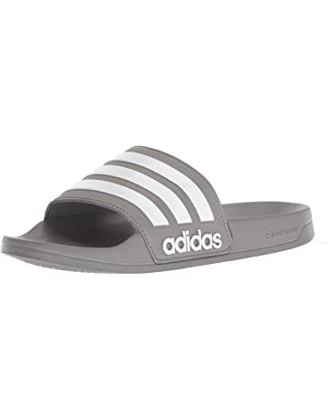 70fc45144225a adidas Men's Adilette Shower Beach & Pool Shoes