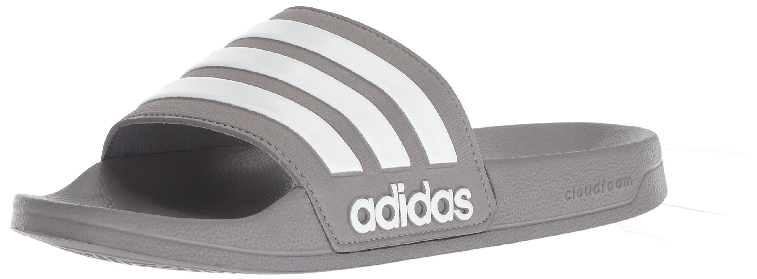99901e37e Galleon - Adidas Men s Adilette Shower Slide Sandal
