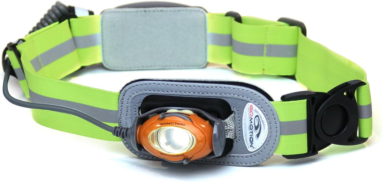 GoMotion, Corebeam Lightbelt Running Belt, Hands-Free Waist Led Camping and Backpacking Light