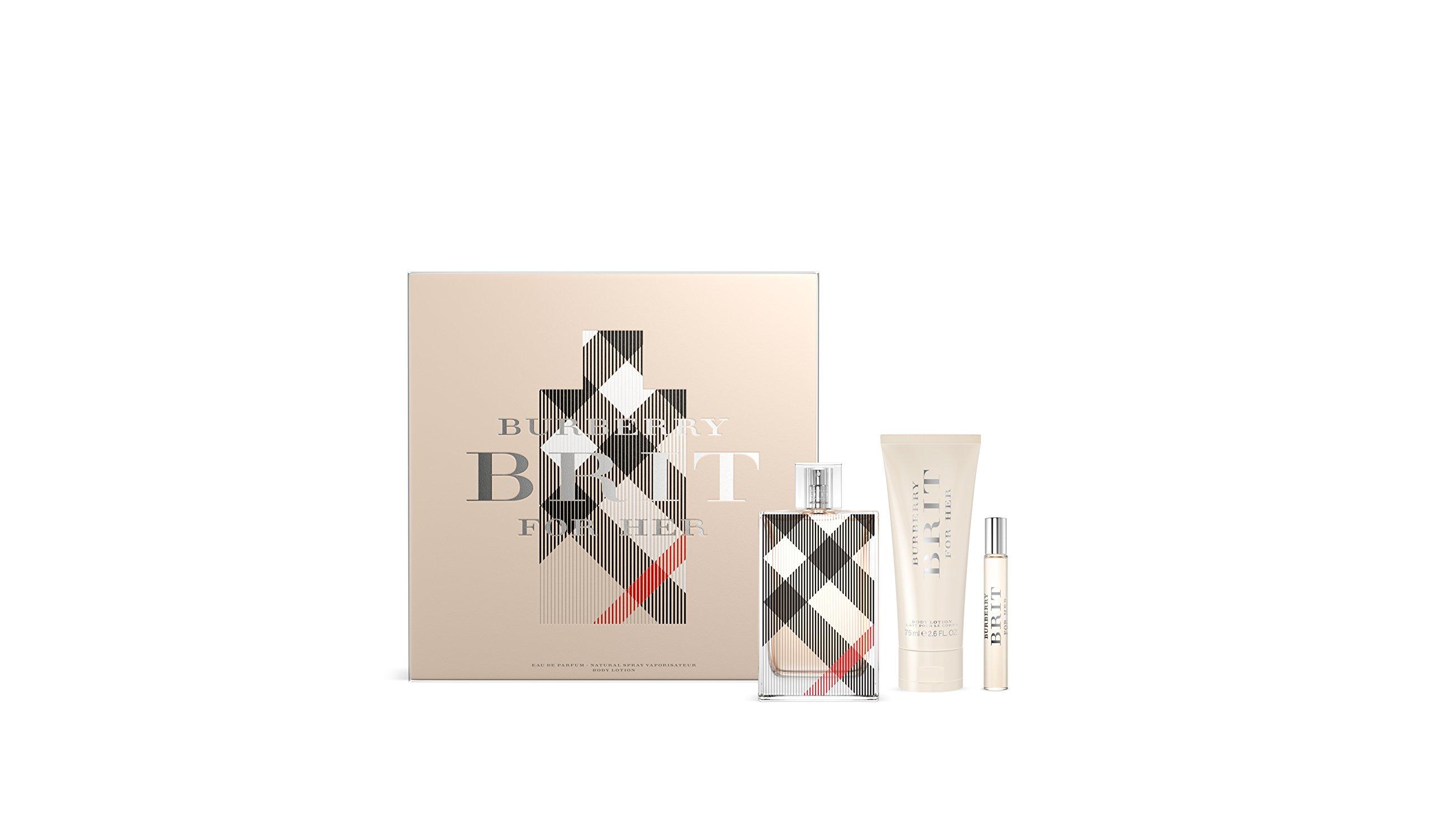 BURBERRY Brit for Her Eau de Parfum Gift Set, 1.90 fl. oz.