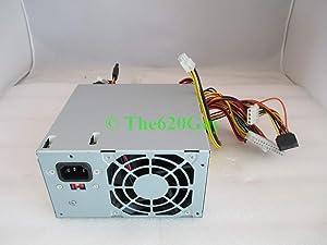 Genuine HP 500B Pro 300W ATX Power Supply 585008-001 Bestec ATX0300D5WC REV B (Certified Refurbished)