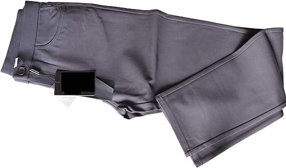 YOULINE Punto Roma Pantalon pour Femme uni