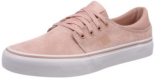 DC Shoes Trase Le, Zapatillas de Skateboard para Mujer: Amazon.es: Zapatos y complementos