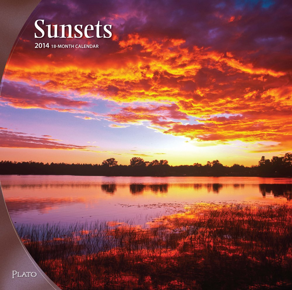 Read Online Sunsets 2014 Square 12x12 pdf epub