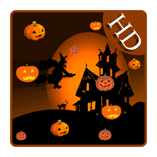 Halloween HD Live Wallpaper -