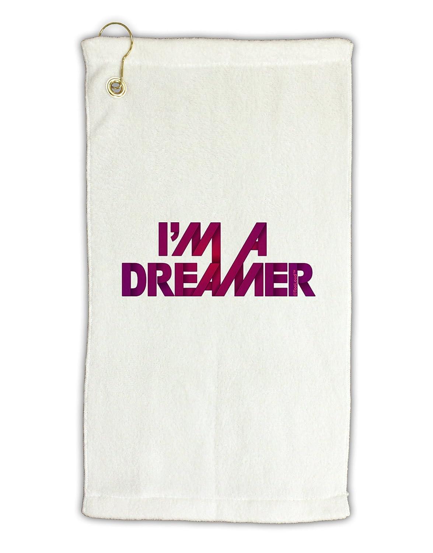 TooLoud I ' m a dreamer Micro Terry Grometゴルフタオル11