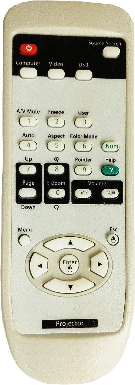 Clob Proyector mando a distancia para proyector Epson EMP-83H ...