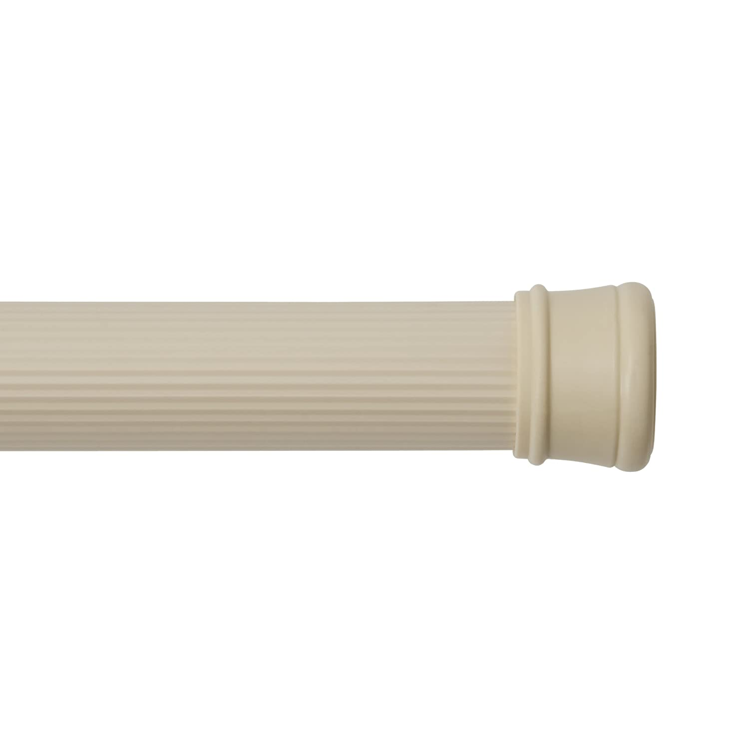 Kenney No Tools Spring Tension Utility Rod 24 38 Alabaster Amazonin Home Kitchen