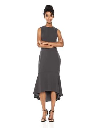 Calvin Klein High Low Dress